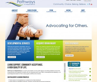 Pathways Website